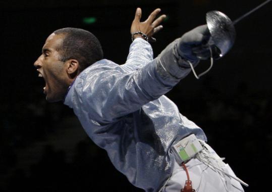 Keeth Smart 85 Keeth Smart The Fencer Change Myself Change the